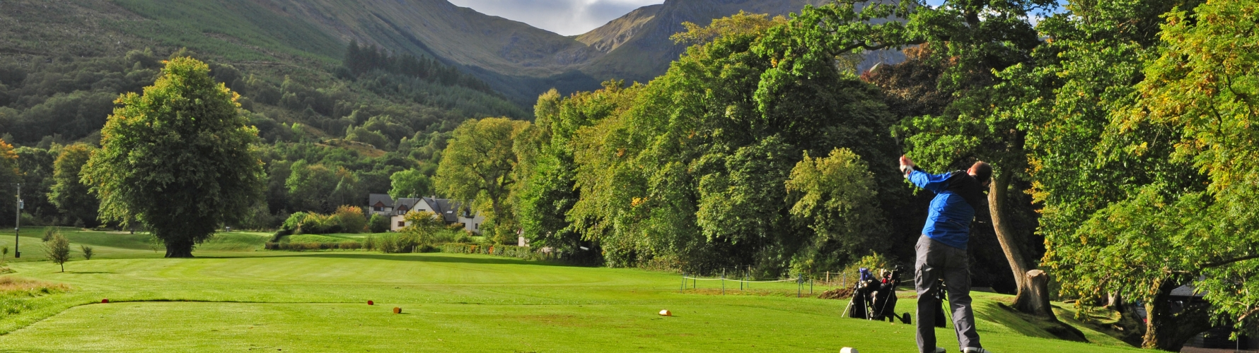 The History of Dragons Tooth Golf Course | Glencoe Activities