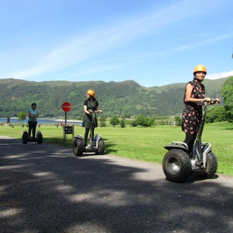 """The best Segway tour I have ever experienced"""
